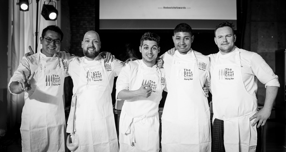 The Best Chef Rising Star Finalists 2017